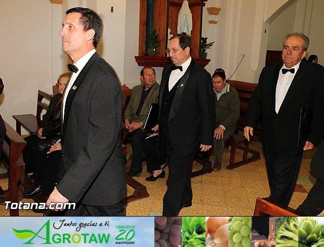 Misa y concierto de Villancicos. Coral Santiago. San Roque 2012 - 14