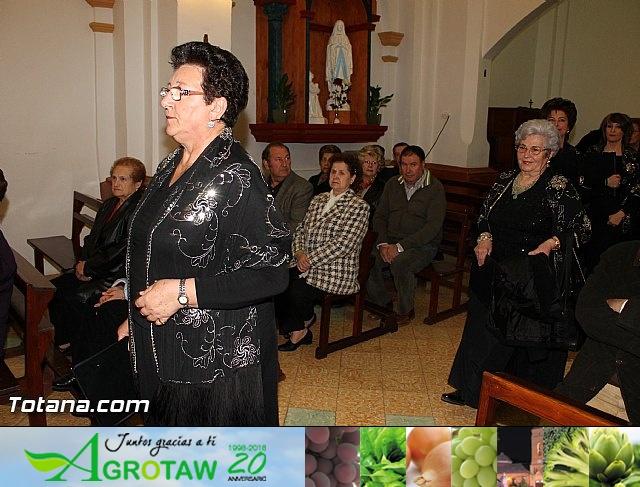 Misa y concierto de Villancicos. Coral Santiago. San Roque 2012 - 15