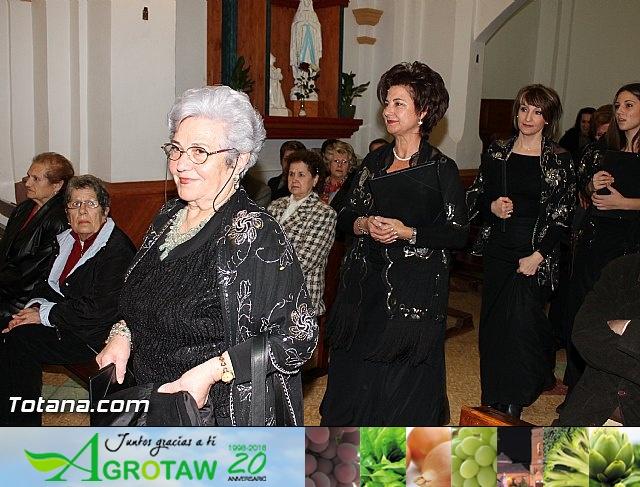 Misa y concierto de Villancicos. Coral Santiago. San Roque 2012 - 16