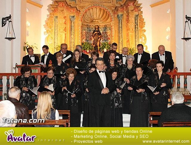 Misa y concierto de Villancicos. Coral Santiago. San Roque 2012 - 17