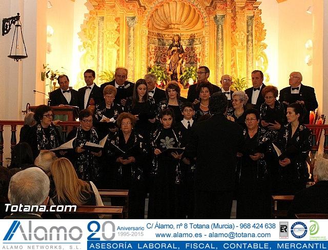Misa y concierto de Villancicos. Coral Santiago. San Roque 2012 - 18