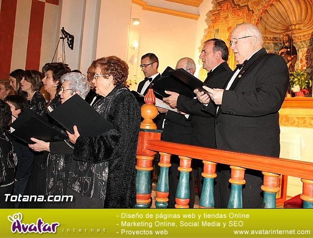 Misa y concierto de Villancicos. Coral Santiago. San Roque 2012 - 28