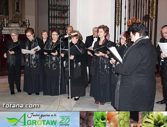 Misa de Villancicos - Coral Santiago - 25 diciembre 2016 - 5