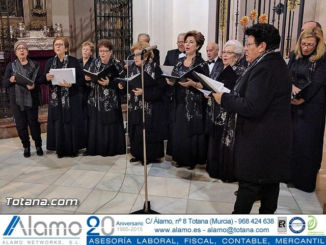 Misa de Villancicos - Coral Santiago - 25 diciembre 2016 - 7