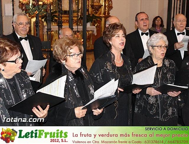 Misa de Villancicos - Coral Santiago - 25 diciembre 2016 - 10
