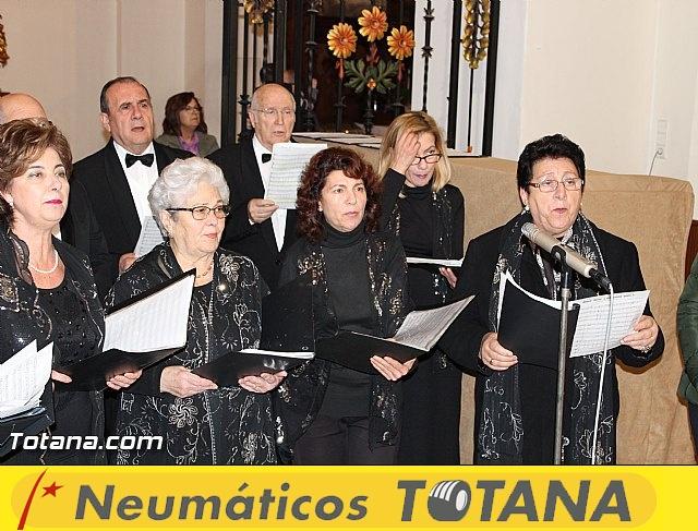 Misa de Villancicos - Coral Santiago - 25 diciembre 2016 - 11