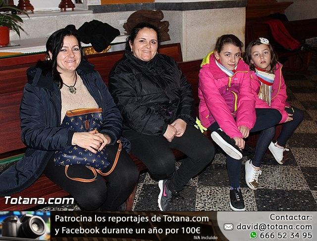 Concierto de Villancicos. Grupo de San Buenaventura - 2016 - 17