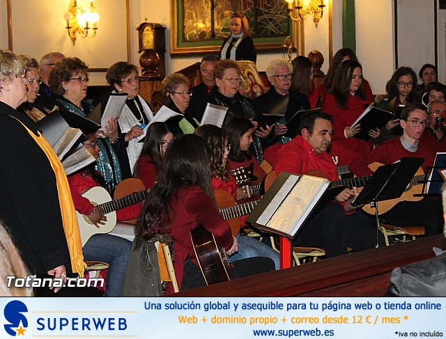 Concierto de Villancicos. Grupo de San Buenaventura - 2016 - 18