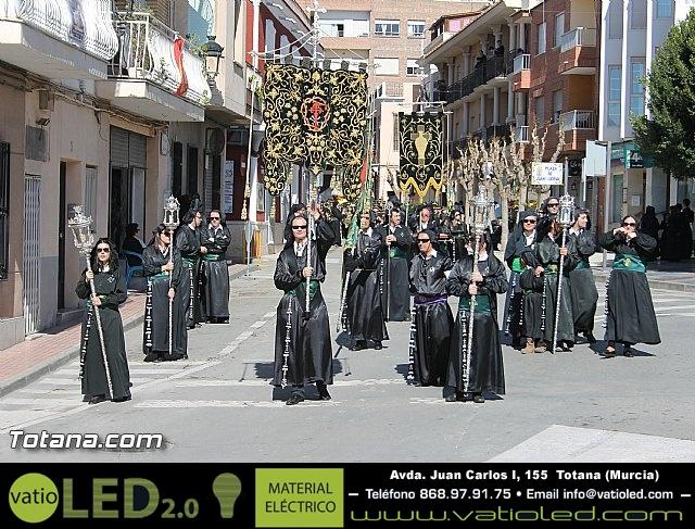 Procesión del Viernes Santo mañana - Semana Santa 2016 - 2