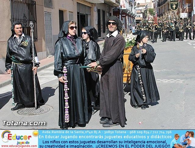 Procesión del Viernes Santo mañana - Semana Santa 2016 - 17