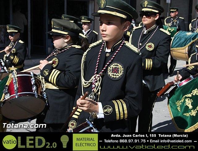 Procesión del Viernes Santo mañana - Semana Santa 2016 - 34