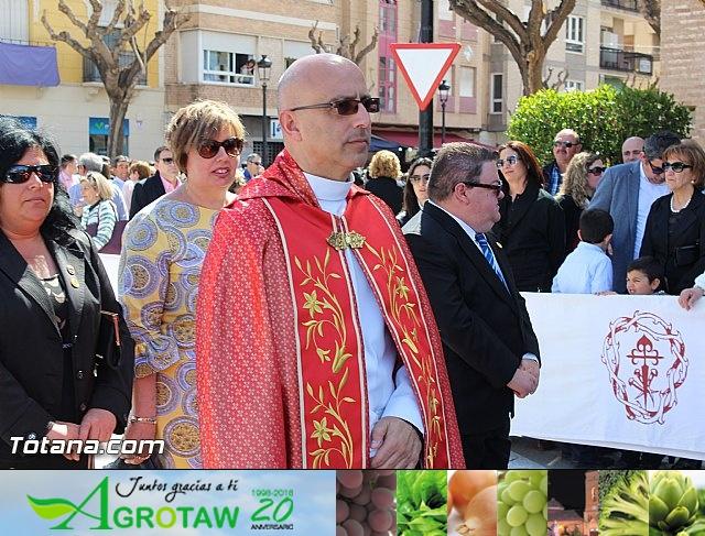 Procesión del Viernes Santo mañana - Semana Santa 2016 - 1035