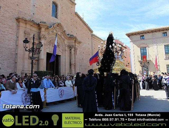 Procesión del Viernes Santo mañana - Semana Santa 2016 - 1040