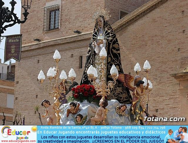 Procesión del Viernes Santo mañana - Semana Santa de Totana 2017 - 1