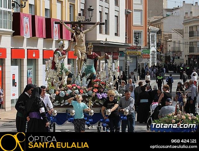 Procesión del Viernes Santo mañana - Semana Santa de Totana 2017 - 3