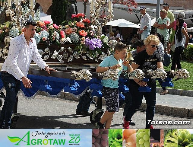 Procesión del Viernes Santo mañana - Semana Santa de Totana 2017 - 5