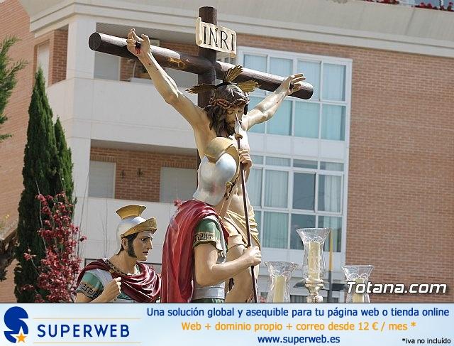Procesión del Viernes Santo mañana - Semana Santa de Totana 2017 - 6