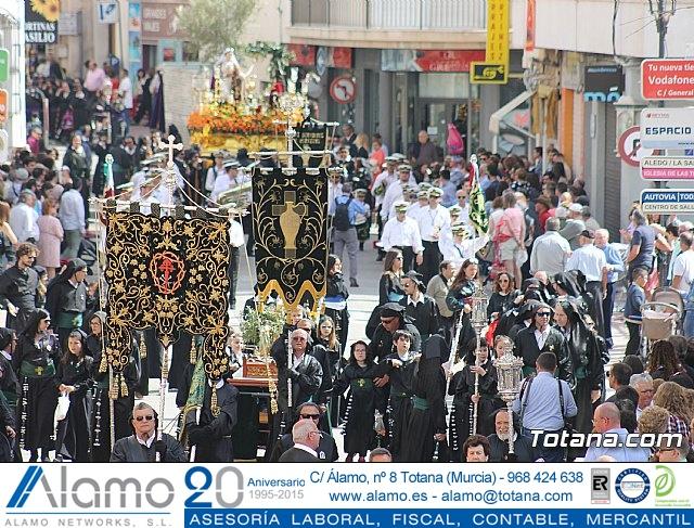 Procesión del Viernes Santo mañana - Semana Santa de Totana 2017 - 9