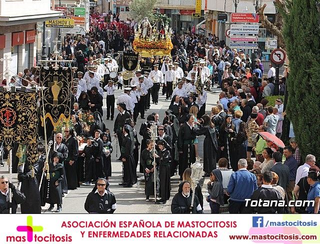 Procesión del Viernes Santo mañana - Semana Santa de Totana 2017 - 12