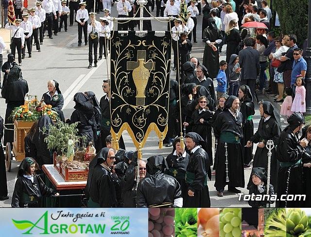 Procesión del Viernes Santo mañana - Semana Santa de Totana 2017 - 15