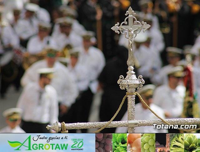 Procesión del Viernes Santo mañana - Semana Santa de Totana 2017 - 16