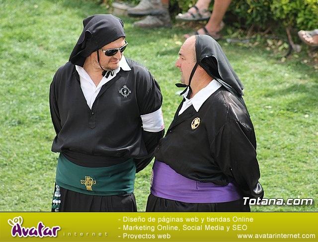 Procesión del Viernes Santo mañana - Semana Santa de Totana 2017 - 21