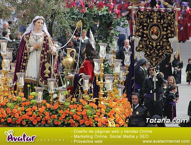 Procesión del Viernes Santo mañana - Semana Santa de Totana 2017 - 24