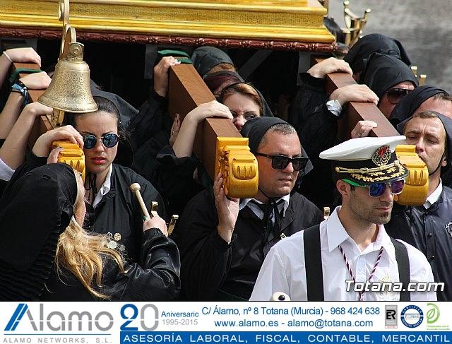 Procesión del Viernes Santo mañana - Semana Santa de Totana 2017 - 29