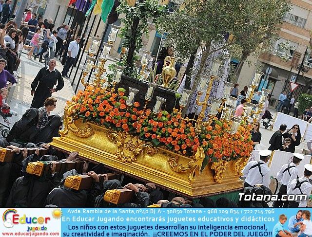 Procesión del Viernes Santo mañana - Semana Santa de Totana 2017 - 33