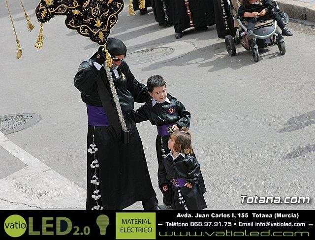Procesión del Viernes Santo mañana - Semana Santa de Totana 2017 - 34