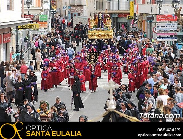 Procesión del Viernes Santo mañana - Semana Santa de Totana 2017 - 35