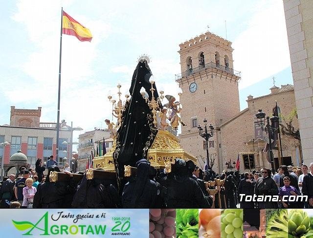 Procesión del Viernes Santo mañana - Semana Santa de Totana 2017 - 789