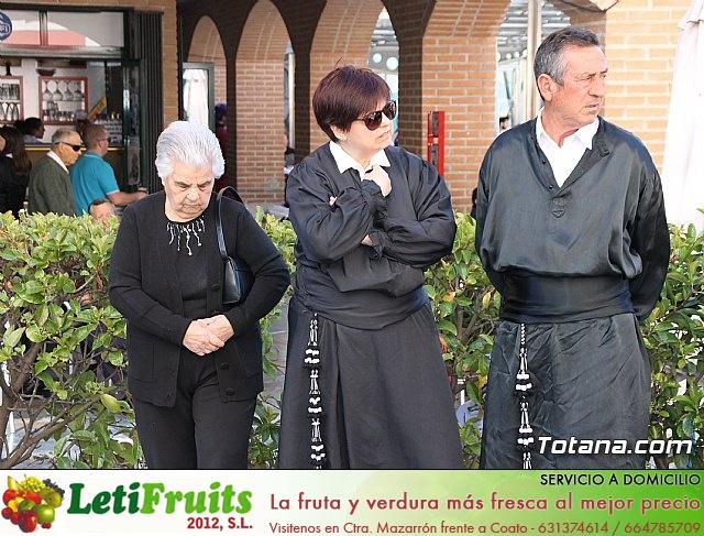 Procesión  Viernes Santo (mañana) - Semana Santa de Totana 2018 - 21