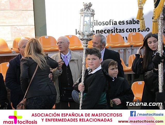 Procesión  Viernes Santo (mañana) - Semana Santa de Totana 2018 - 25
