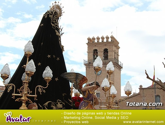 Procesión  Viernes Santo (mañana) - Semana Santa de Totana 2018 - 1003