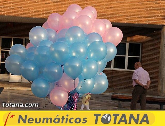 D´Genes conmemora con una gran X humana el Día Europeo del Síndrome X Frágil - 1