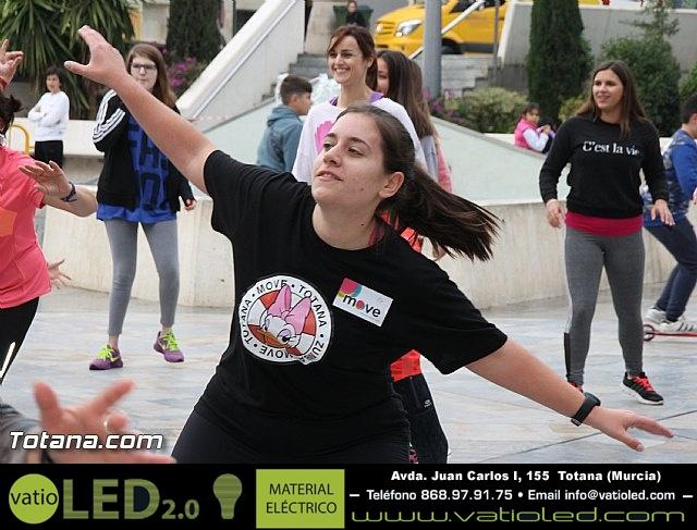 Masterclass de zumba MOVE - Fiestas de Santa Eulalia 2016 - 17