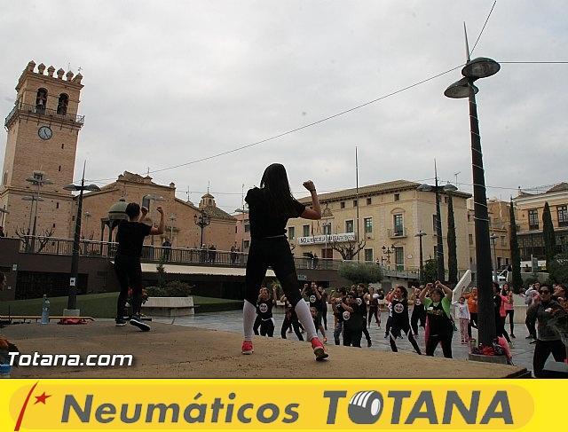Masterclass de zumba MOVE - Fiestas de Santa Eulalia 2016 - 27