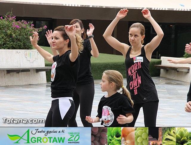 Masterclass de zumba MOVE - Fiestas de Santa Eulalia 2016 - 30