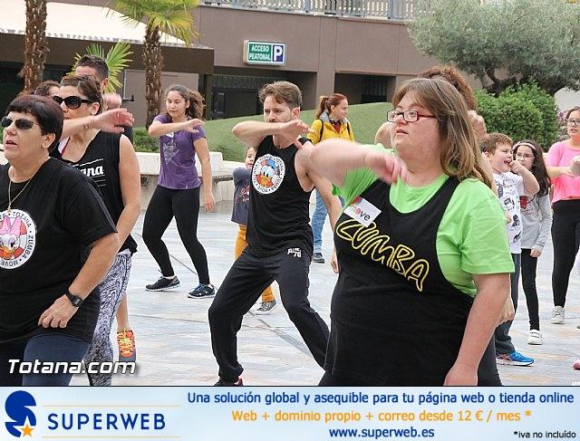 Masterclass de zumba MOVE - Fiestas de Santa Eulalia 2016 - 31