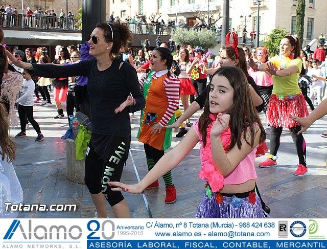 Move Master Class Zumba especial Carnaval 2016 - 5