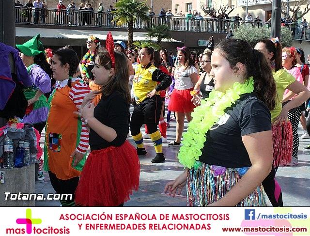 Move Master Class Zumba especial Carnaval 2016 - 6