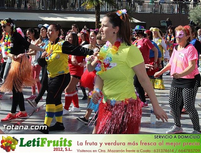 Move Master Class Zumba especial Carnaval 2016 - 7