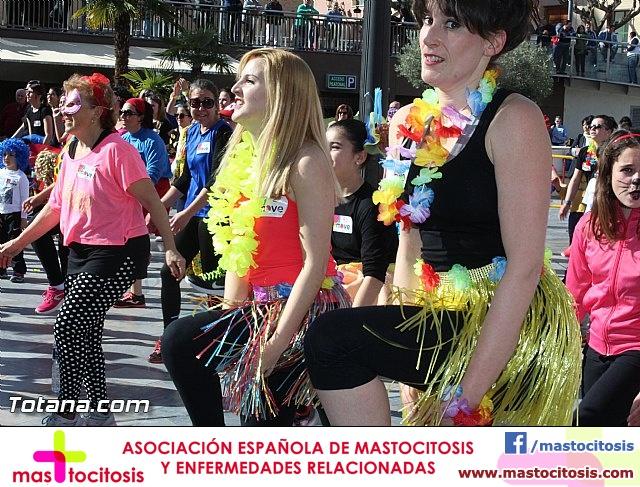 Move Master Class Zumba especial Carnaval 2016 - 9