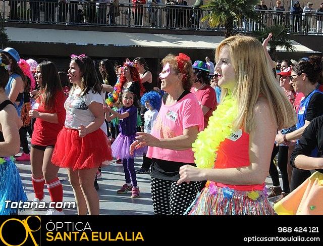Move Master Class Zumba especial Carnaval 2016 - 10