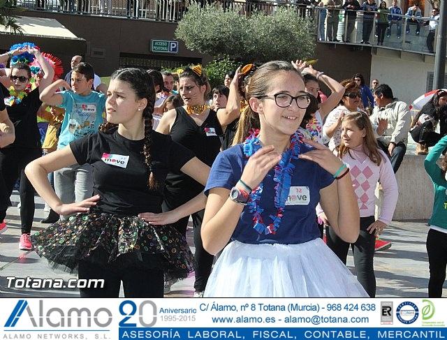 Move Master Class Zumba especial Carnaval 2016 - 17