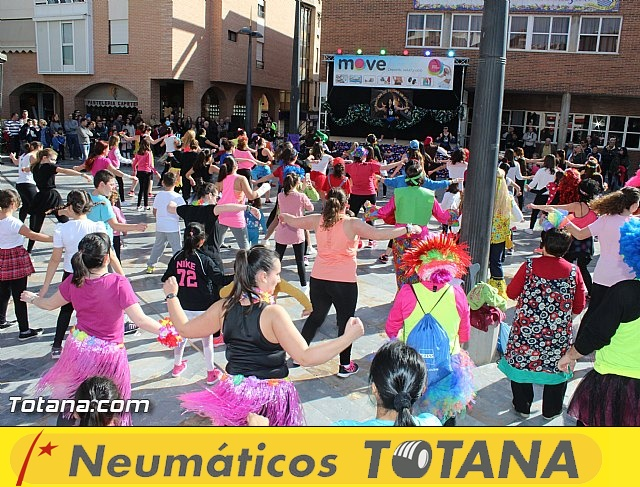 Move Master Class Zumba especial Carnaval 2016 - 24