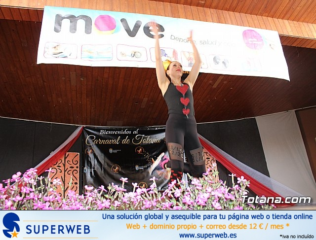 Masterclass Zumba MOVE especial Carnaval - 3