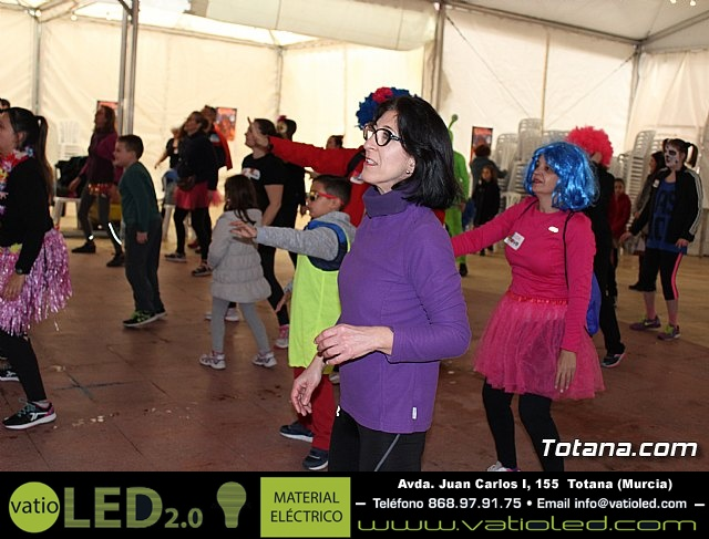 Masterclass Zumba MOVE especial Carnaval - 18