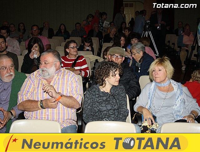 Presentación candidatura IU-Verdes Totana 2011 - 2
